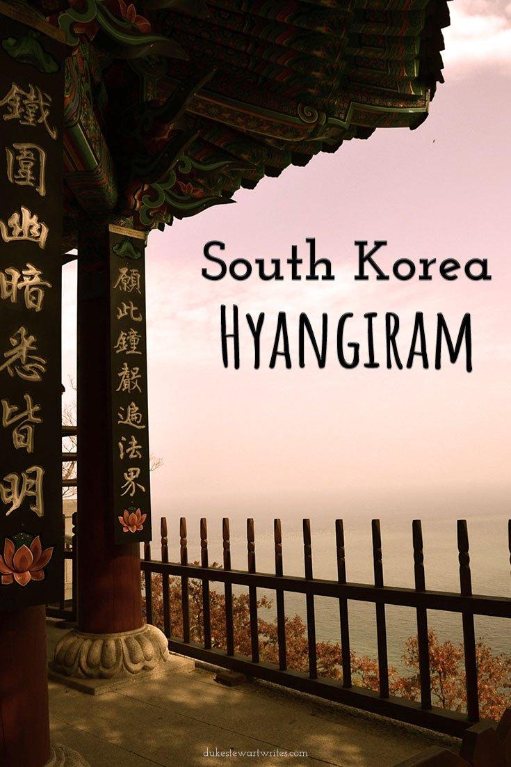 Hyangiram Buddhist Hermitage
