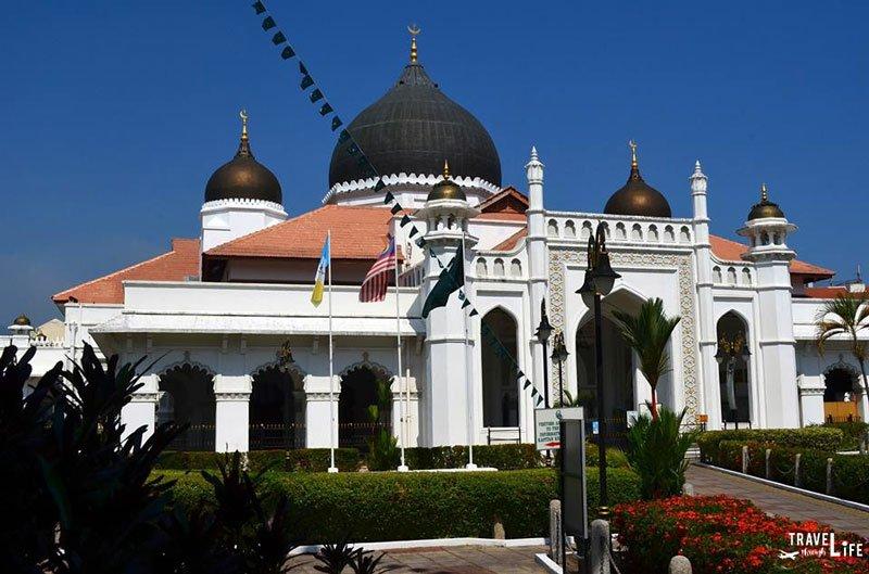 Walking around Penang Malaysia Image