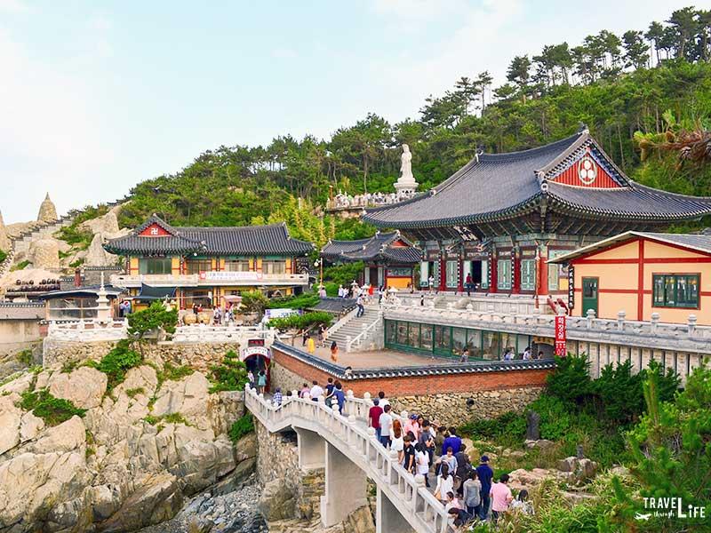 Haedong Yonggungsa Temple Things to do in Busan South Korea Travel