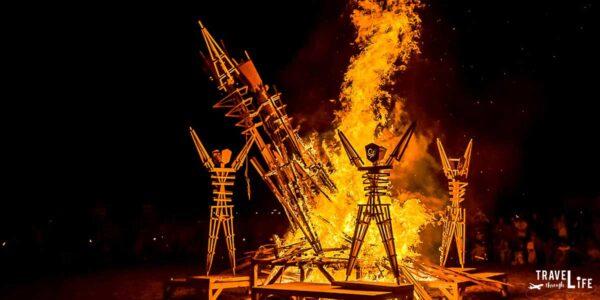 South Korea Burning Man Korea Burn