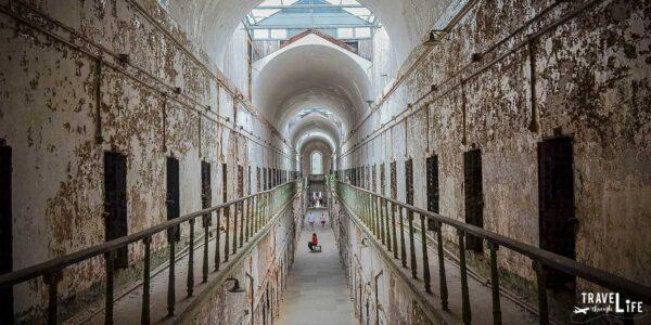 Eastern State Penitentiary Philadelphia Travel Guide