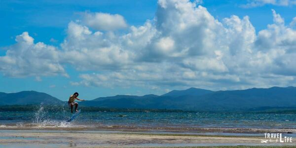 Philippines Islands Palawan Puerto Princesa Pristine Beach