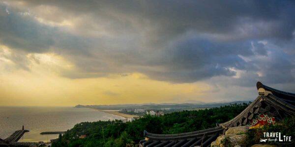 South Korea Beaches Yang Yang Naksan Beach Travel Guide