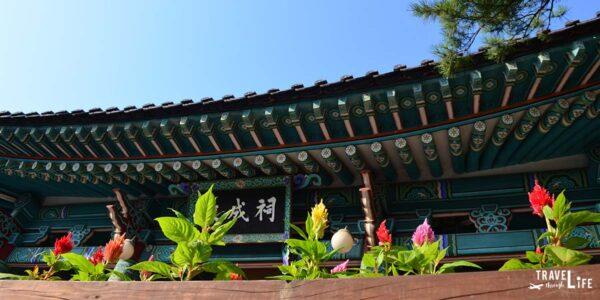 Looking at Gangneung and Ojukheon House in South Korea Travel