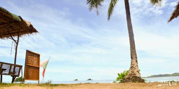 El Nido Palawan Philippines Nacpan Beach