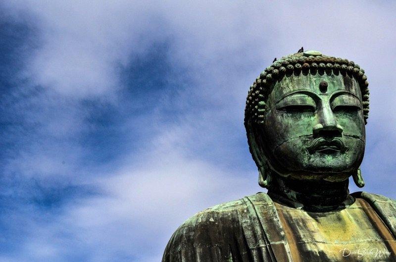 Japan - Visiting the Kamakura Daibutsu