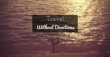 Travel without Directions