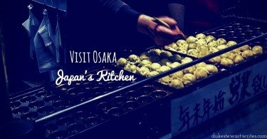 Visit Osaka, Look Inside Japan's Kitchen