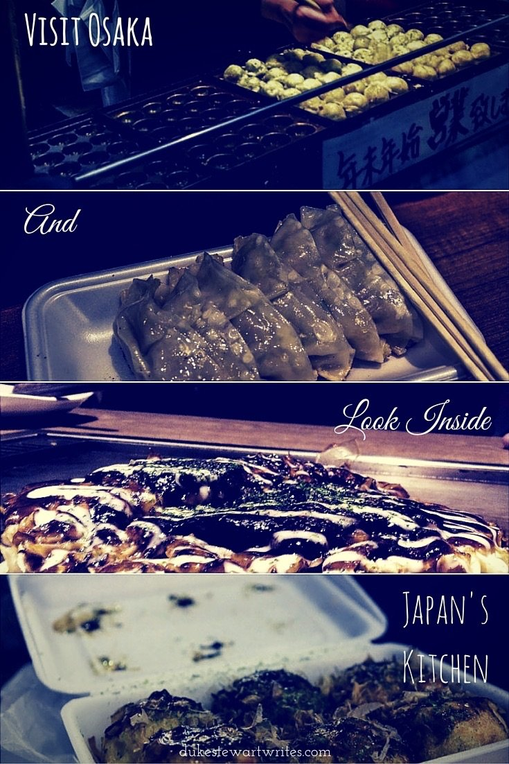 Visit Osaka and Look Inside Japan's Kitchen