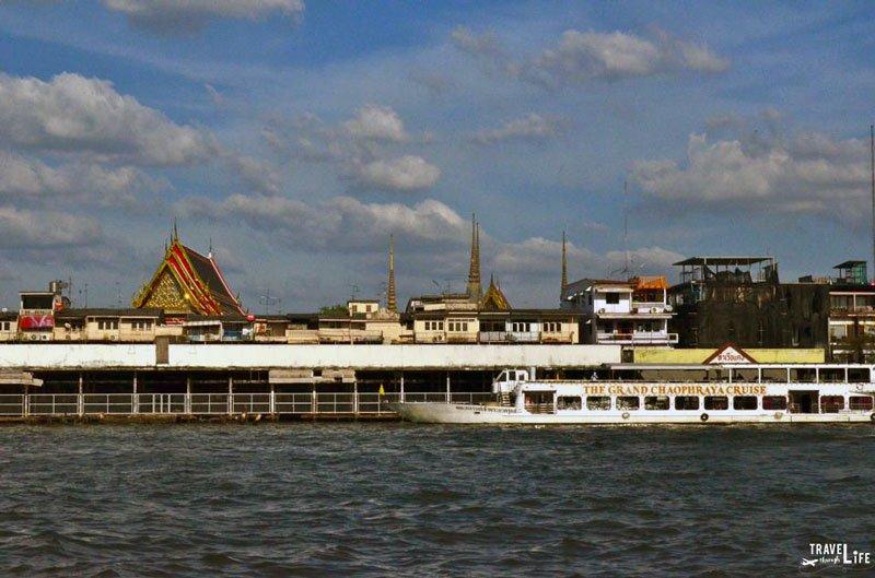 Bangkok Riverboats