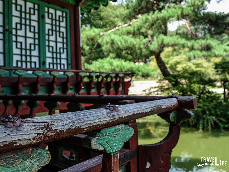 Seoul South Korea Changdeokgung and Huwon Tour Secret Garden