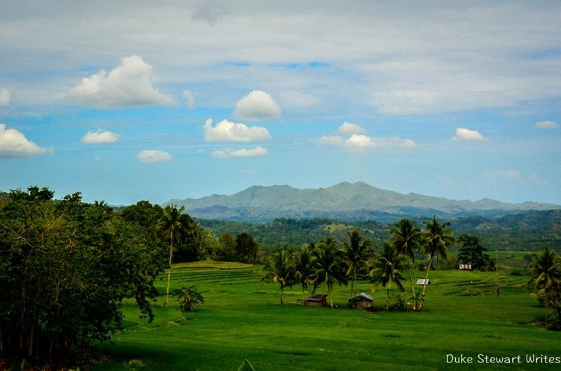 The Philippines, Bohol - Landscapes and Farms