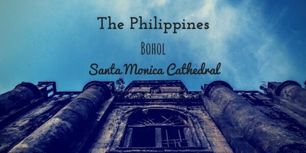 Bohol Santa Monica Cathedral by Duke Stewart