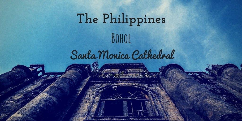 Bohol Santa Monica Cathedral by Duke Stewart