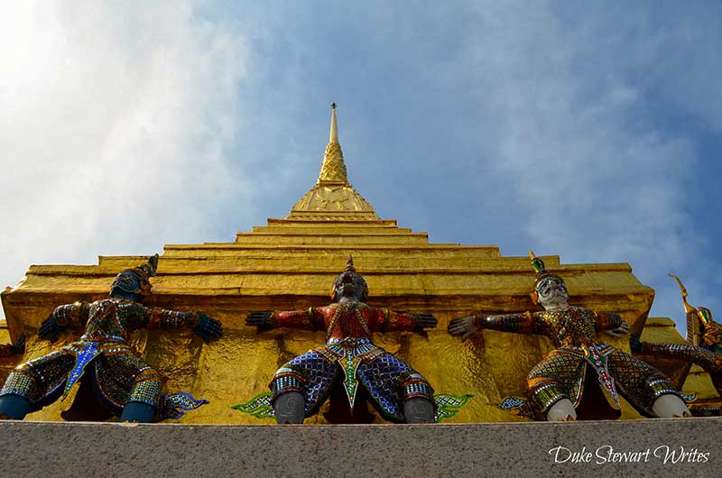 Why You Should Travel Visiting Bangkok Thailand