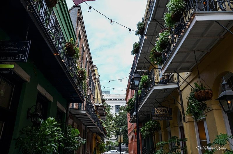 Why You Should Travel Walking through the New Orleans French Quarter