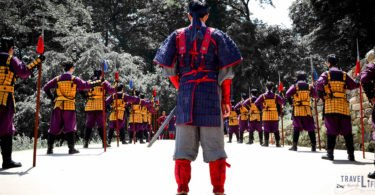 Featured Image of Going Back in Time at Gongju Fortress South Korea