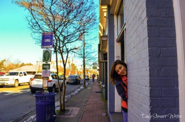 Life through Travel Writing Christina in Carrboro North Carolina