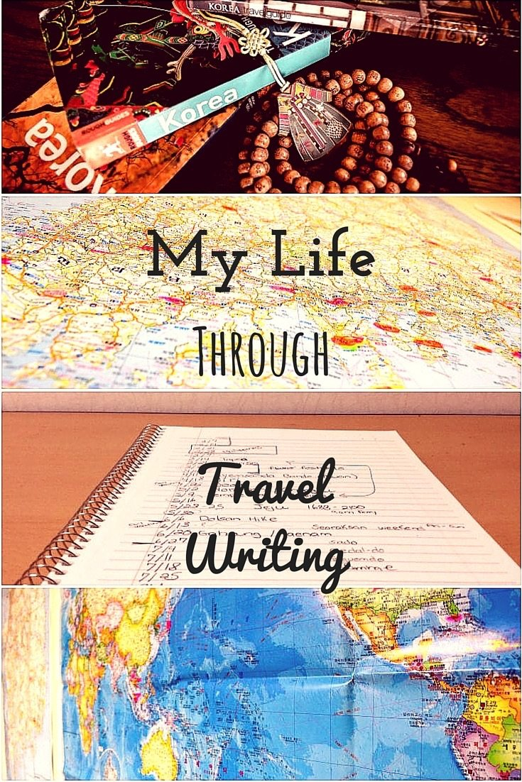 My Life through Travel Writing by Duke Stewart