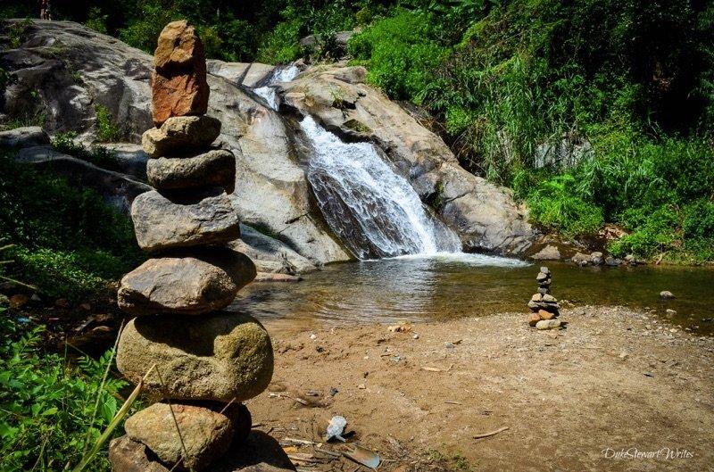 Pai Thailand Mor Paeng Waterfalls