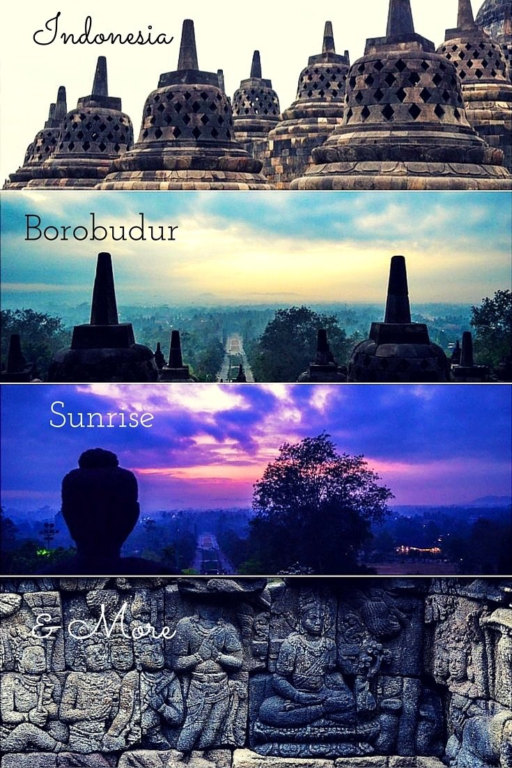 Indonesia, Borobudur Sunrise and More!