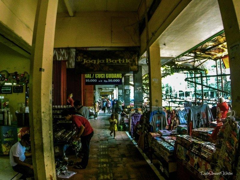 Yogyakarta Batik Shops, Indonesia