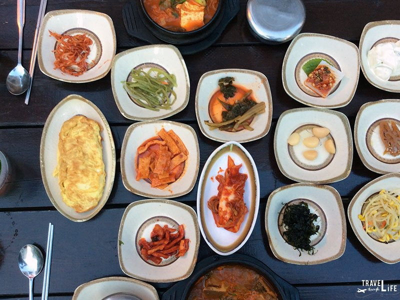Things to do in Yeosu South Korea Soup Tent Image