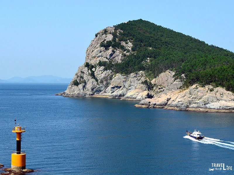 Things to do in Yeosu South Korea Travel Geumodo Image