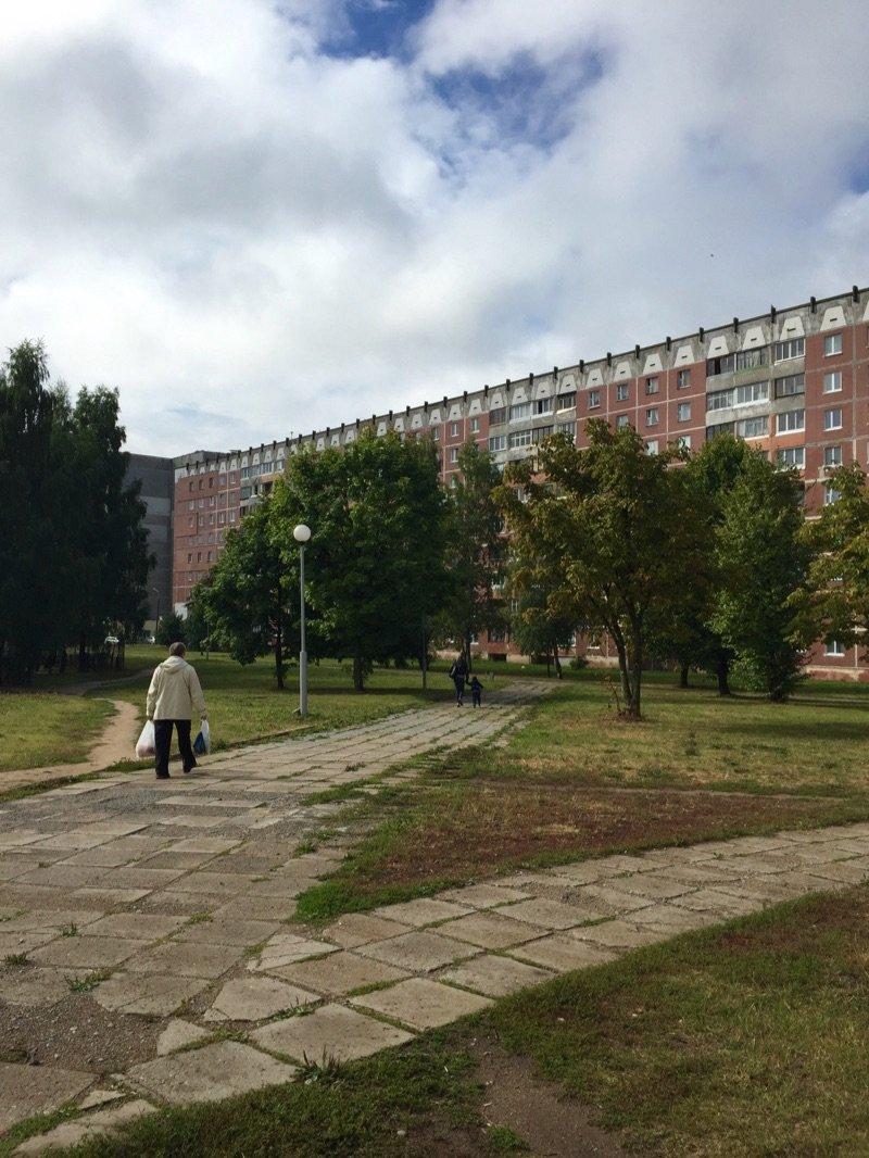 Apartment Complexes in Belarus