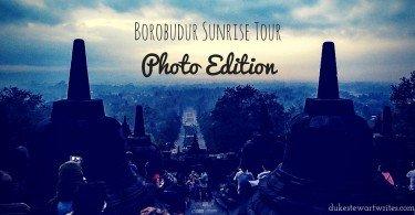 Borobudur Sunrise Tour - Tell Your Friends