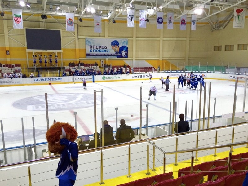 Ice Hockey in Belarus