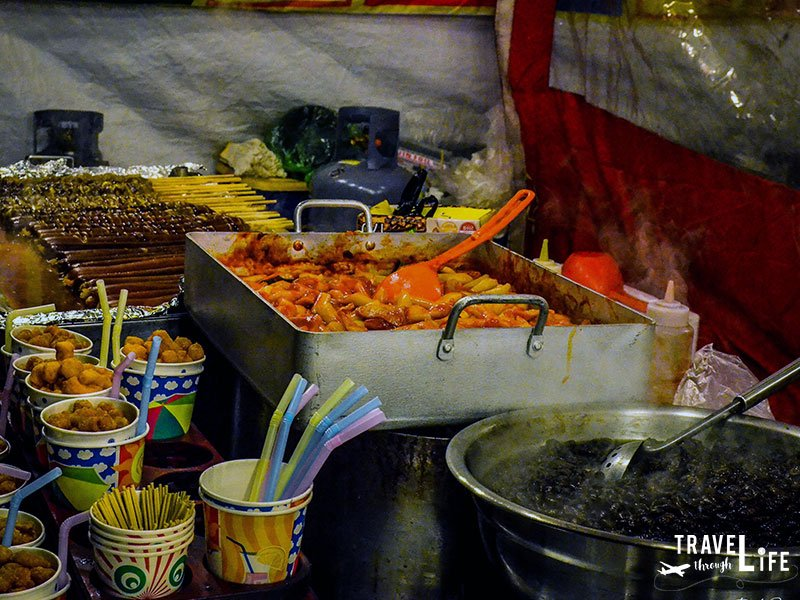 South Korea Tourist Attractions Boseong Tea Plantation Light Festival