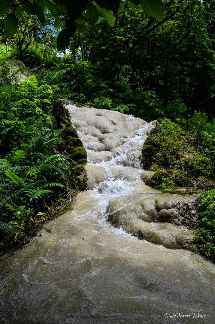 Thailand's Bua Thong Waterfalls