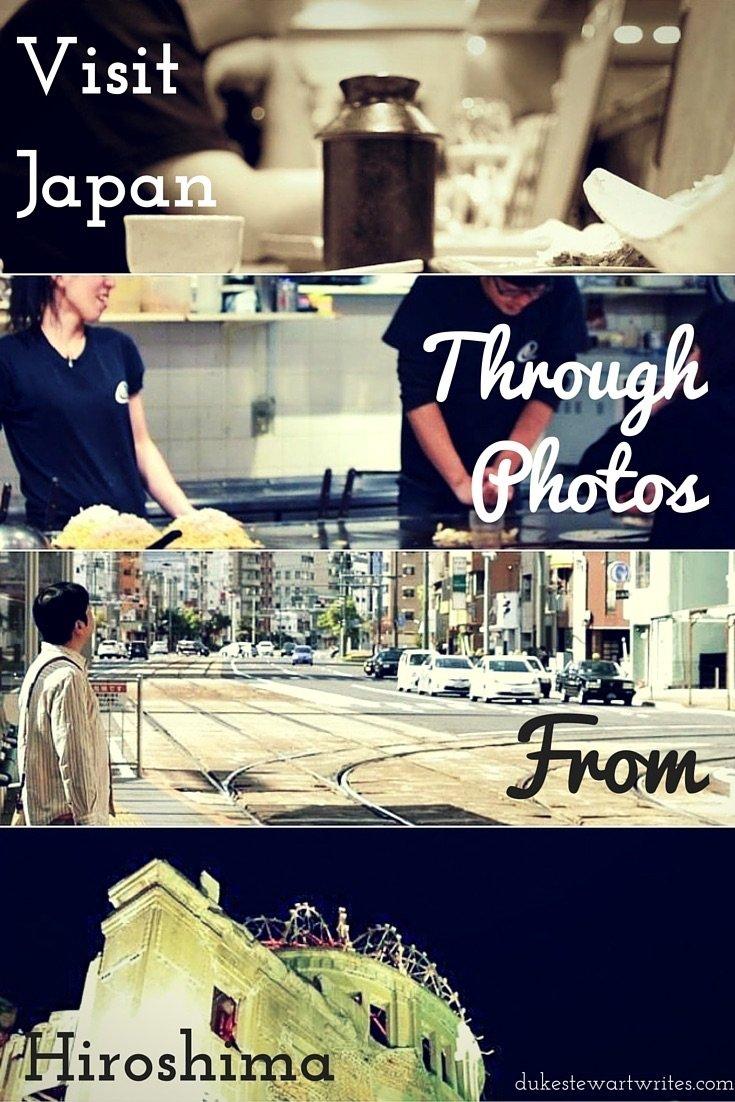 Visit Japan through photos from Hiroshima