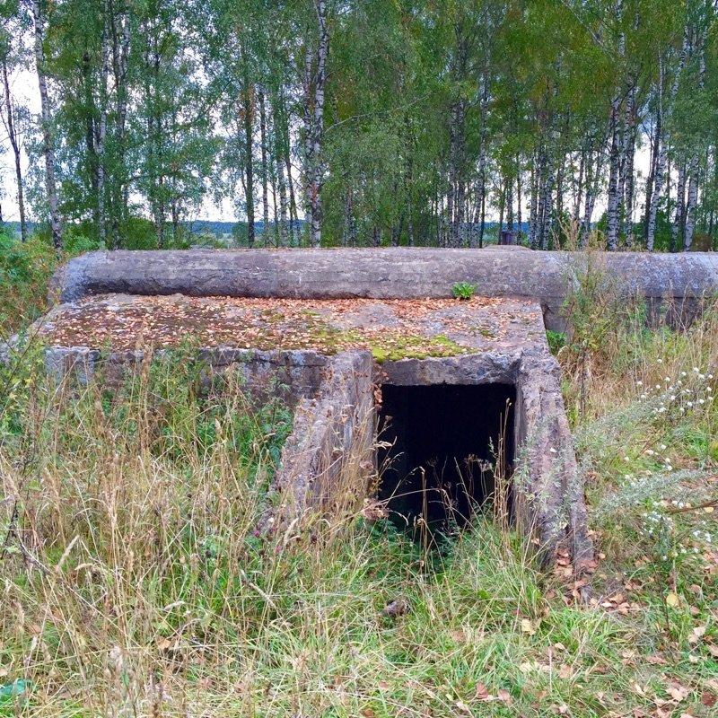 War Bunker in Belarus