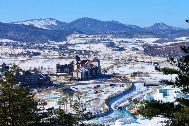 eight winter things to do in south korea travel guide. Black Bedroom Furniture Sets. Home Design Ideas