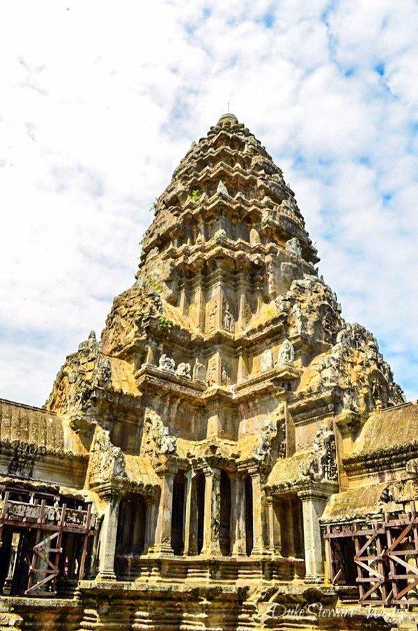 Angkor Wat Gopura