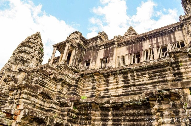 Angkor Wat from Outside