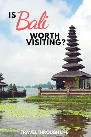 Bali Travel Guide Pinterest Image