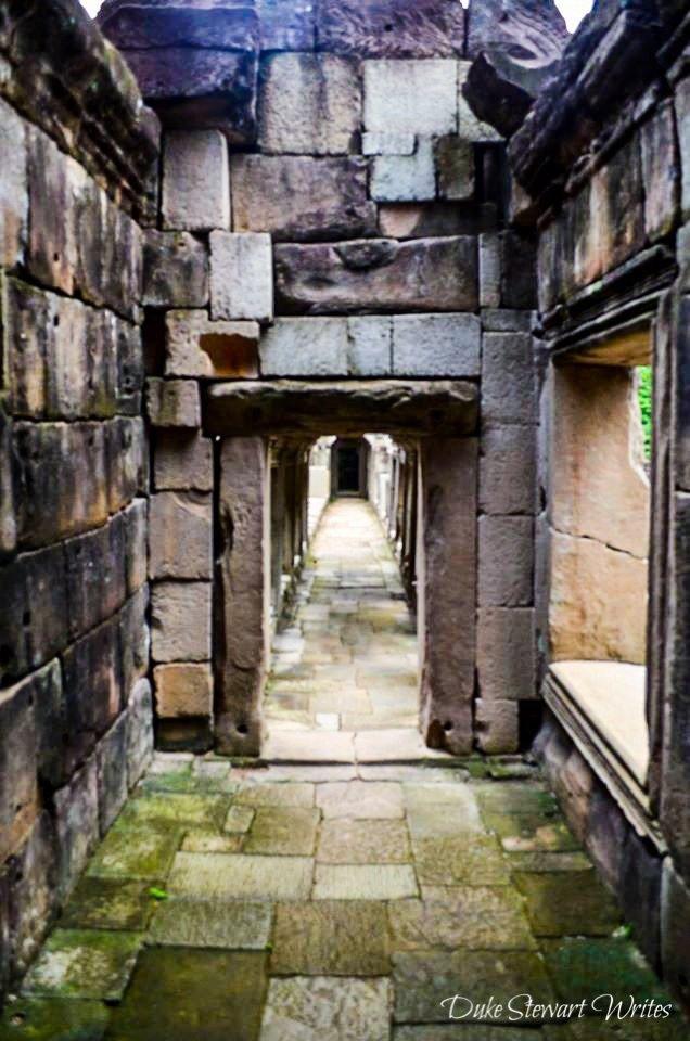 Baphuon Temple Level 3 Walkway