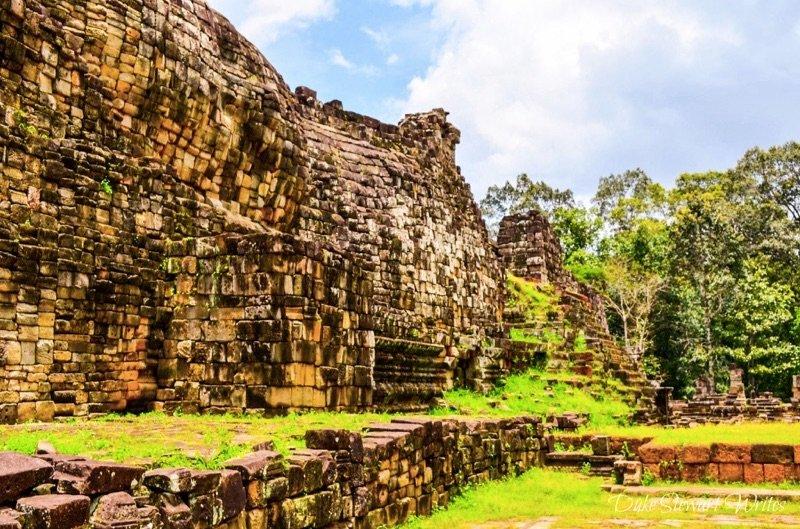Baphuon Temple Rear