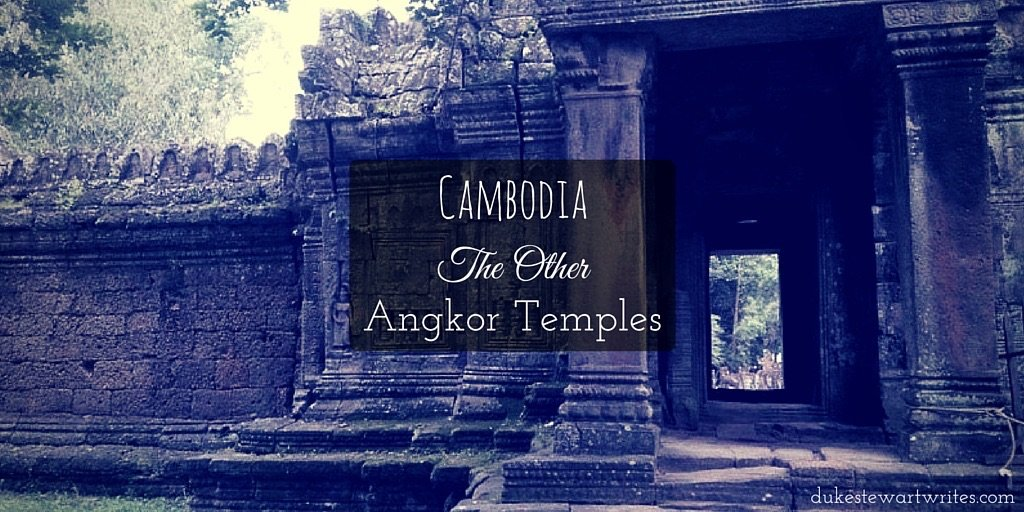 Cambodia - The Other Angkor Temples by Duke Stewart