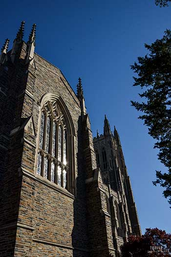 Duke University Chapel Durham NC Image