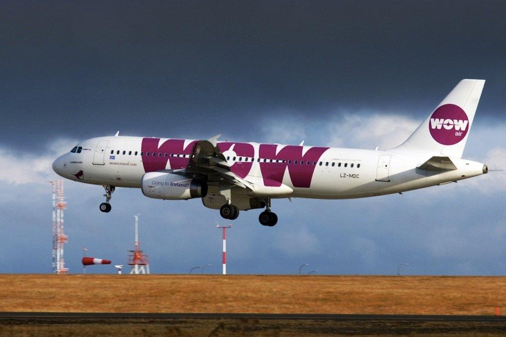 Flights via Wikimedia.org