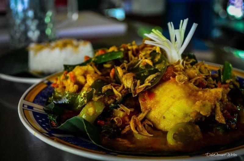 Food in Bali Indonesia