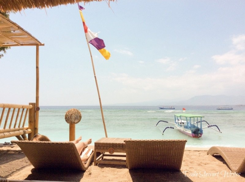 Gili Air Chill Out Time