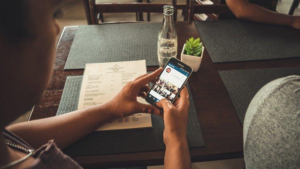 Instagram, Courtesy of Pixabay.com