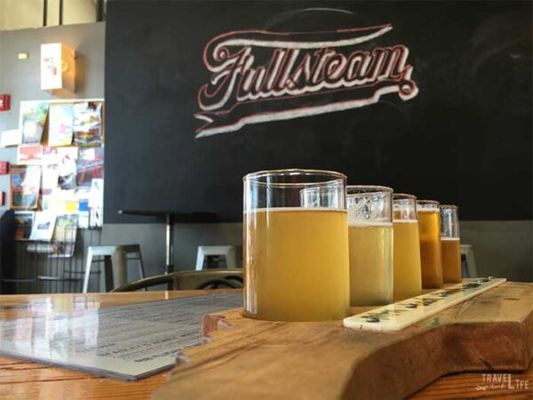 North Carolina Breweries Fullsteam Image
