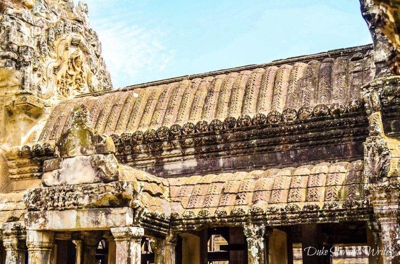 One of many Angkor Wat Entranceways