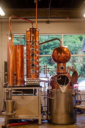 Things to Do in Durham this weekend Durham Distillery Image